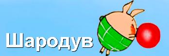 Воздушные шары Днепропетровск и Киев. Мастерская Шародув