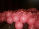 шарики надутые гелем