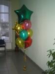 13-гелиевые шары на 23 февраля
