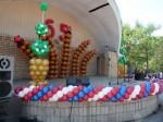 2-гирлянда из воздушных шаров, 40грн./метр
