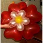 20-цветок из шаров 18грн.