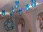 15 оформление шарами зала