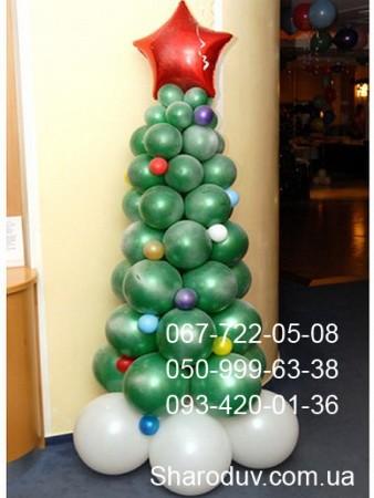 7-елка из шаро