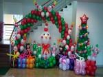 9 шарики на новый год