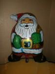 заказать шарик дед Мороз 2014 Днепропетровск Киев