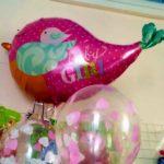 шарик из фольги птичка 200грн