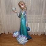 ходячий шар Фроузен принцесса Элльза 1150грн.