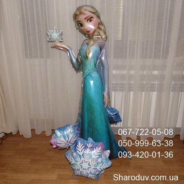 ходячий шар Фроузен принцесса Элльза 900грн.
