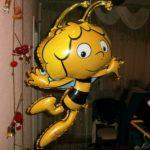 шарик пчелка Майа, 150грн/шт.