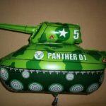 шарик танк цвет зеленый 200грн