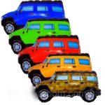 шарики машинки джип разных цветов 200грн
