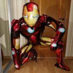 ходячий шар фигура железный человек 1150грн.