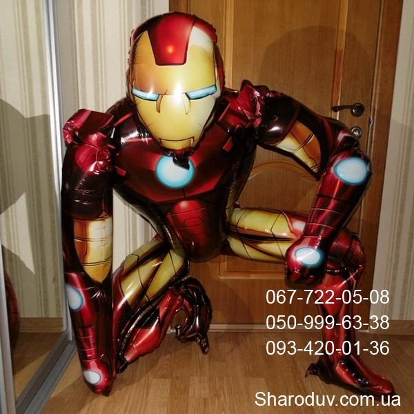 ходячий шар фигура железный человек 900грн.