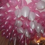перламутровые шарики с гелием