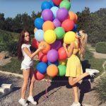 обработанные шарики надутые гелием 22см -13грн, 25см - 16грн, 30см - 20грн