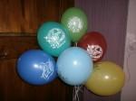 шарики на 23 февраля с картинками