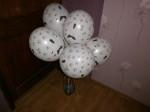 21 воздушные шары с рисунком футбол, футболист, мяч