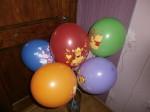 все герои мультика Винни пух на воздушных шариках