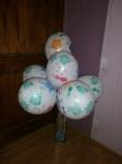 23 Воздушные шары с рисунком Водный мир