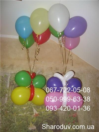украшение комнаты новорожденного бабочки из шаров