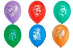 5 воздушные шарики тематика мультфильм смешарики