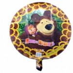 12 шарики Маша и медведь Днепрпопетровск победа